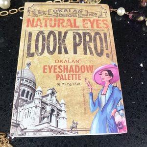 BRAND NEW Okalan Eyeshadow Pallet